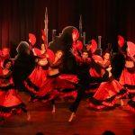 Gruppe Mojgan - Spanisch-arabischer Tanz / Foto: Tony Maher