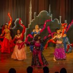 Mojgans Projektgruppe - Orientalischer Tanz / Foto: Tony Maher