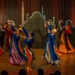 Gruppe Mojgan - Sozaleh - Persische Folklore / Foto: Tony Maher