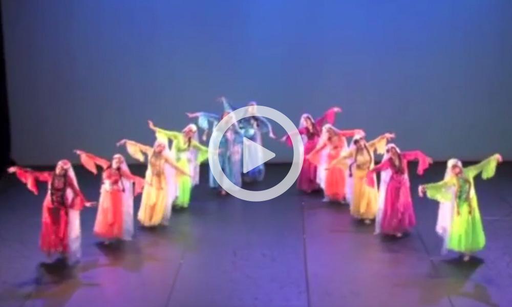 Gruppe Mojgan – Armenischer Tanz