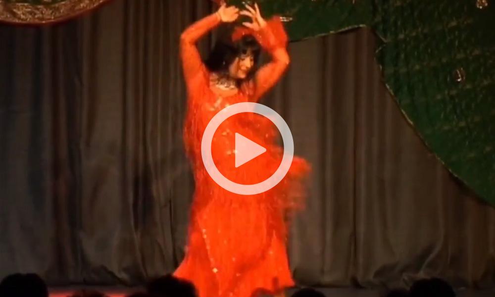 Mojgan – Klassisch-orientalischer Tanz