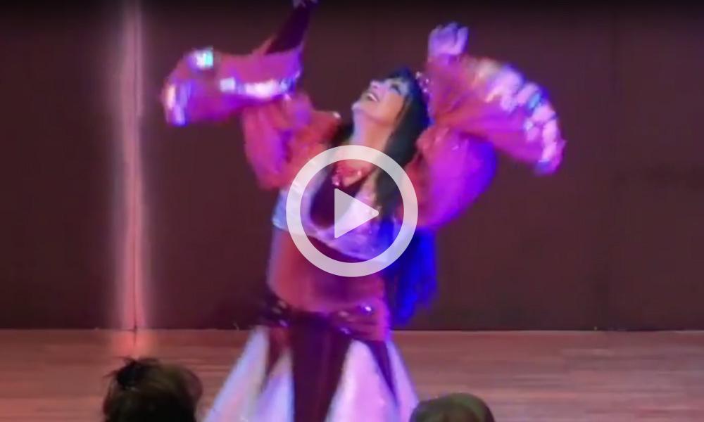 Mojgan – Persischer Tanz